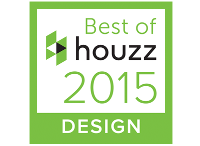 Best of HOUZZ Design Award 2015