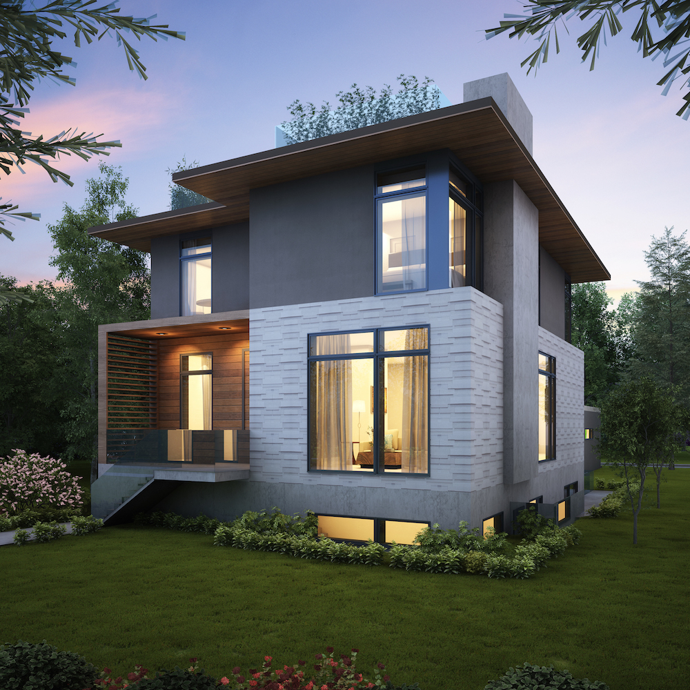 East Vancouver Passive House Canada