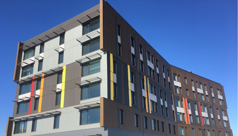 Multifamily Passive House Fort St. John  Canada