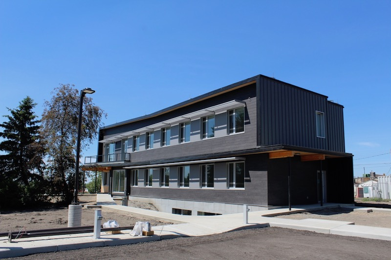 Passive House Townhall Valleyview