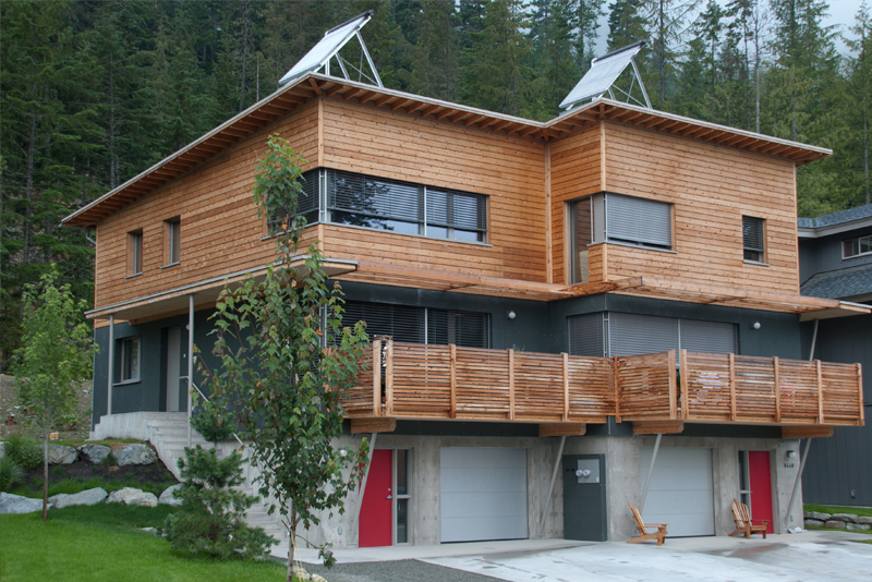 Multifamily Passive House