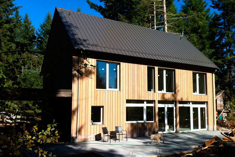 Passive House Vancouver Island